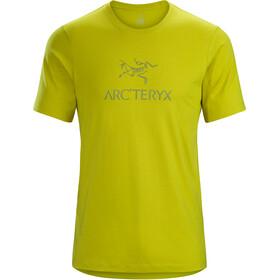 Arc'teryx Arc'Word Miehet Lyhythihainen paita , keltainen